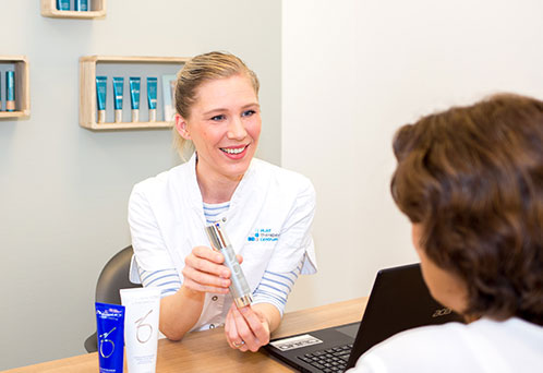 gratis gesprek huidtherapeut breda