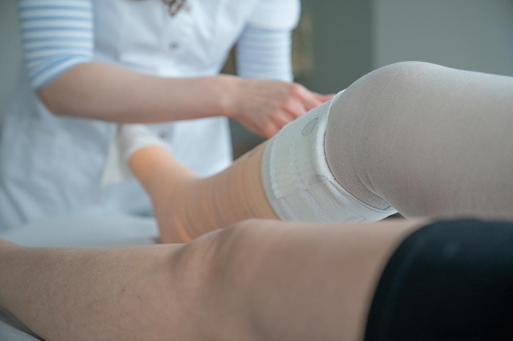integrale oedeemtherapie zwachtels breda